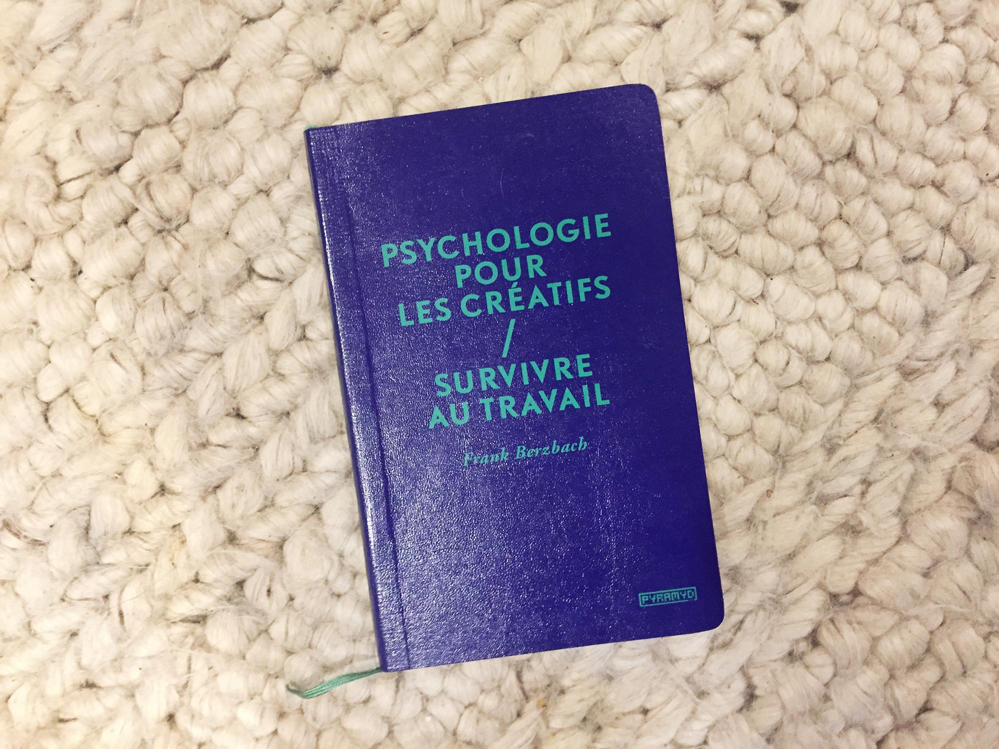 psychologie pour les créatifs, survivre au travail