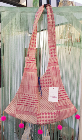 textile sérigraphie tote bag