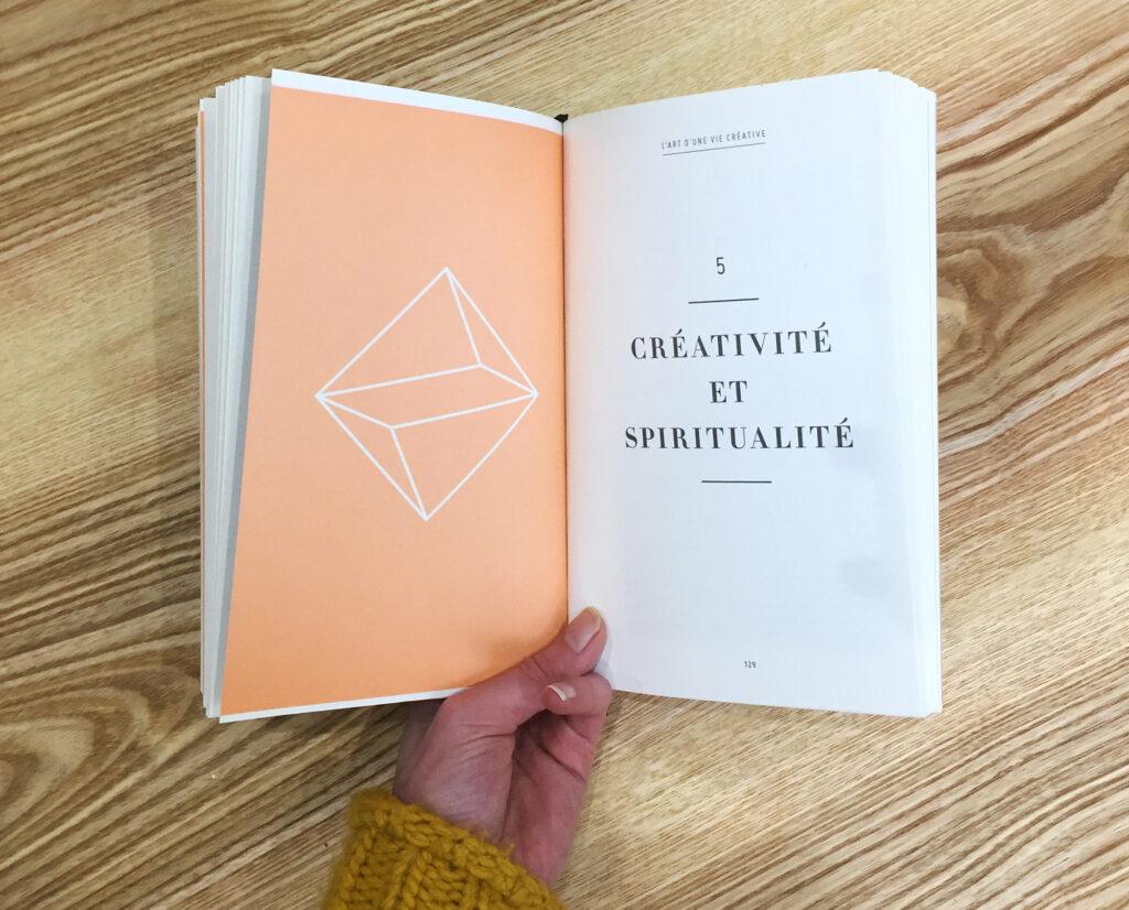 créativité et spiritualité