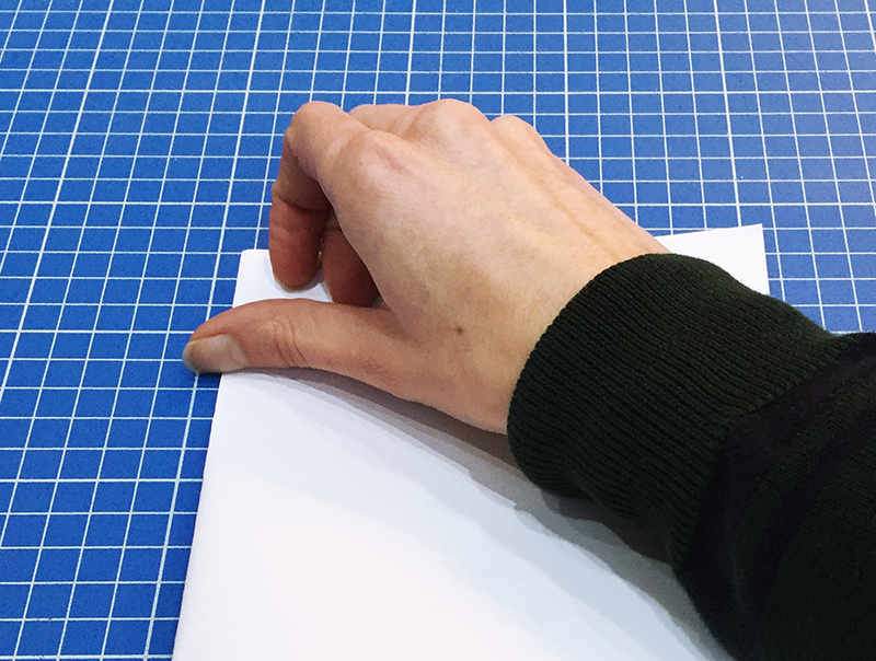 pliage papier carnet