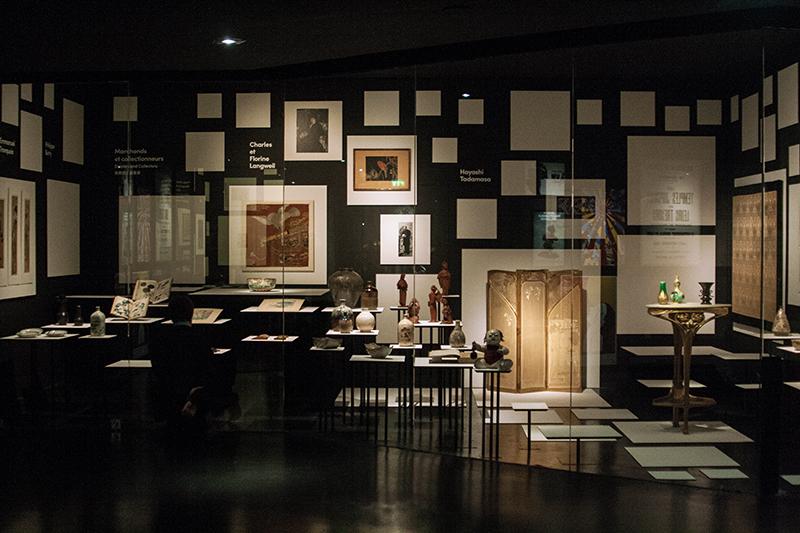 Musée des arts décoratifs japon