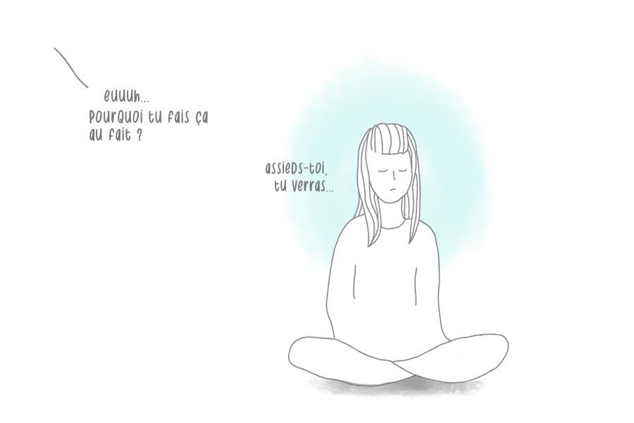 pourquoi méditer peut sauver l'humanité