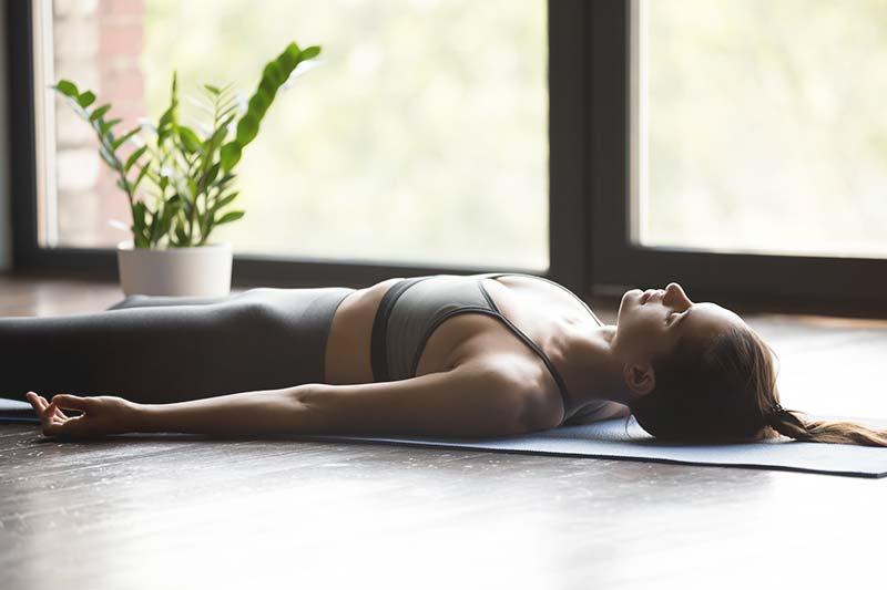 techniques pour s'endormir relaxation