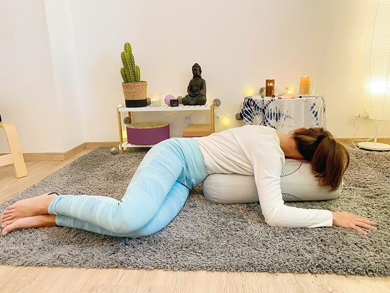yin yoga postures