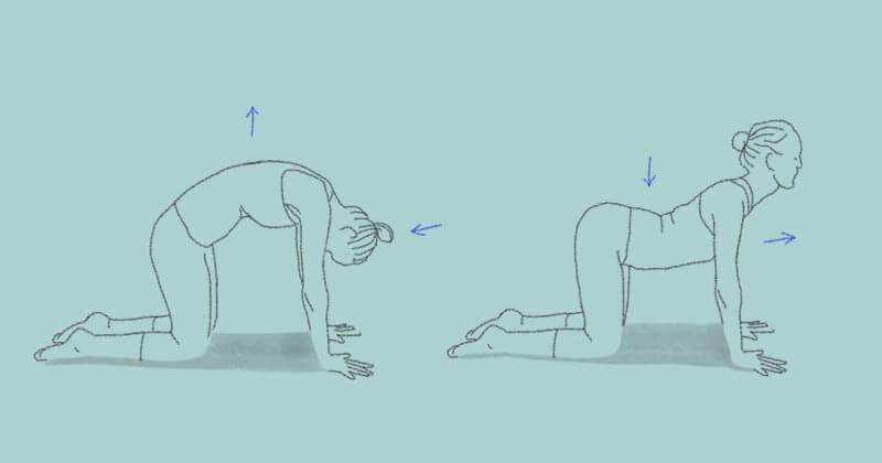yoga anti stress chat