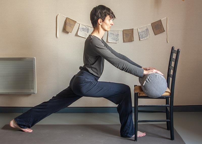 Yoga doux guerrier
