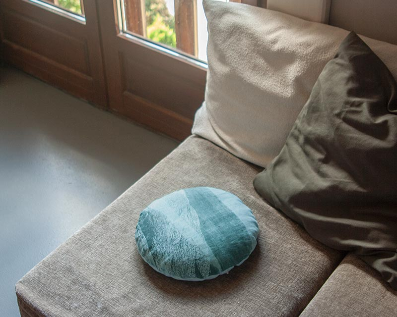 coussin galette